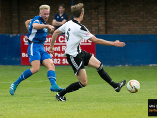 Rovers 4 Hanwell Town 0