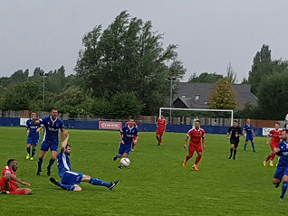 Rovers 1 Egham 1