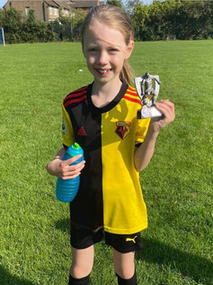 Young player of the week - 14/9