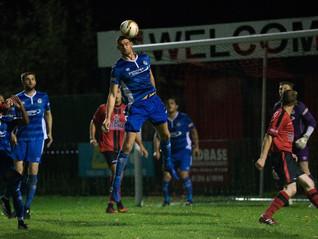 Aylesbury FC 1 Rovers 4