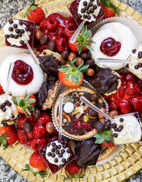 Słodka Taca - Czekoladowe Love