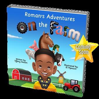 Roman's Adventures Coming Soon