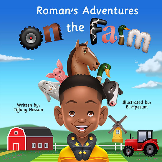 Roman's Adventures: On The Farm