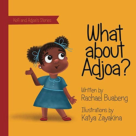 What about adjoa book