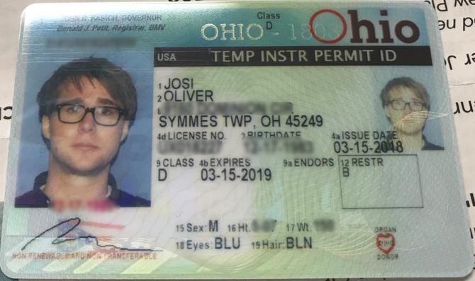 Autoprüfung Oliver