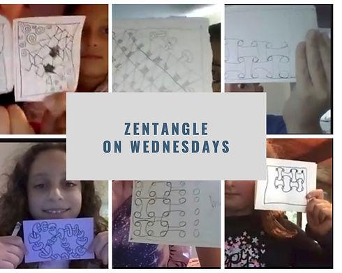 Zentangle on Wednesdays.jpg
