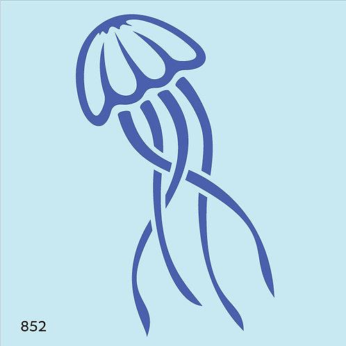 852 שבלונה מדוזה
