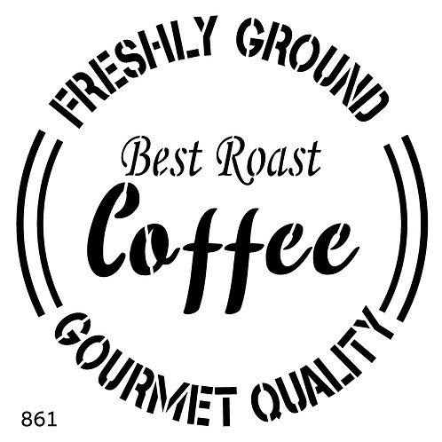 861 שבלונהBEST ROAST COFFEE