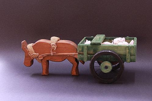 דגם העגלה של חיים הספר 1011001