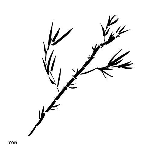 765 שבלונה ענף במבוק
