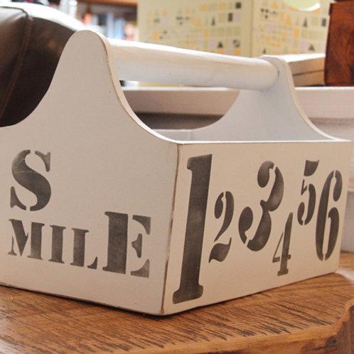336 שבלונה SMILE
