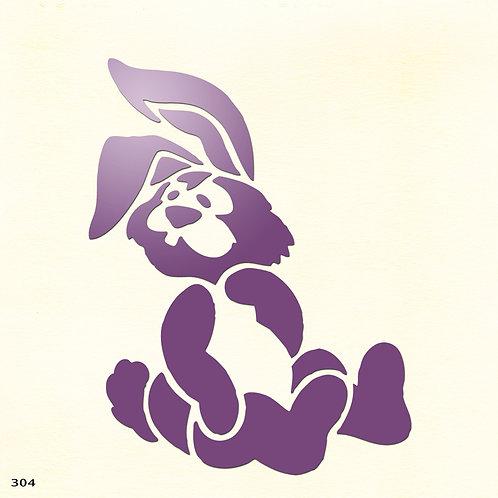 304 שבלונה ארנב / שפן