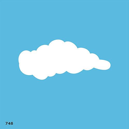 748 שבלונה ענן