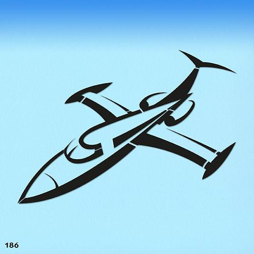 שבלונה מטוס סילון