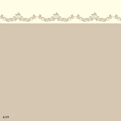 639 שבלונה בורדר עיטור קלאסי