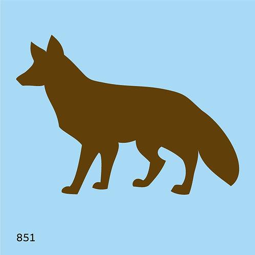851 שבלונה זאב