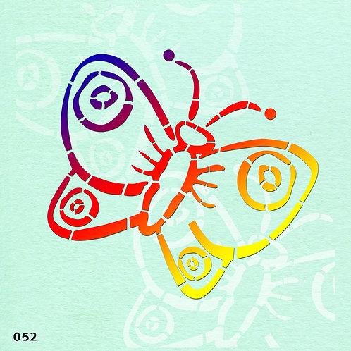 052 שבלונת פרפר