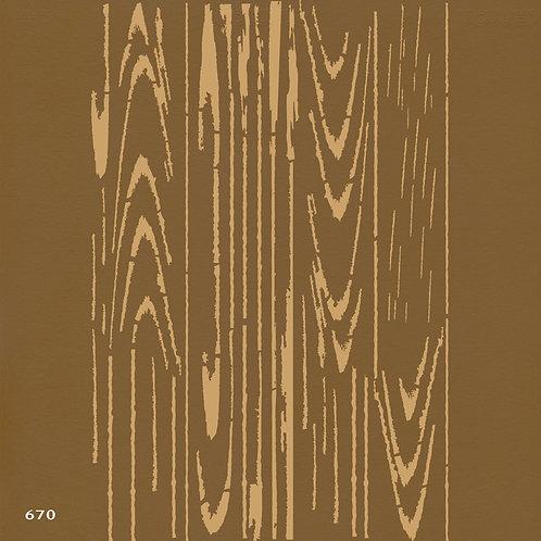 670 שבלונה דמויית עץ