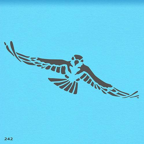 242 שבלונת ציפור