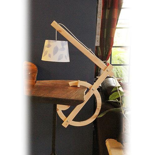 1401004 גוף תאורה / מנורה שולחנית / גוף תאורה לשידות