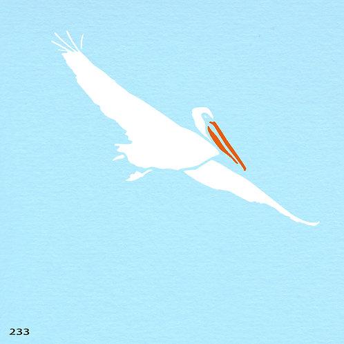 233 שבלונת ציפור שקנאי