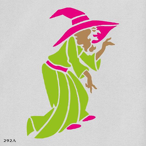 292A שבלונה המכשפה מעמי ותמי
