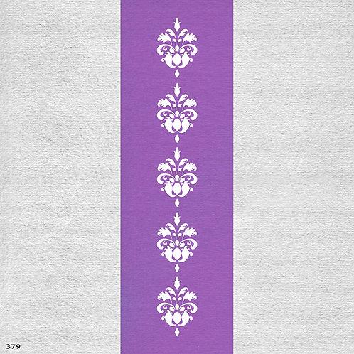 379 שבלונה בורדר עיטור קלאסי