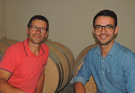 Eric Nicolas et Pierre Nicolas - Château Haute Brande