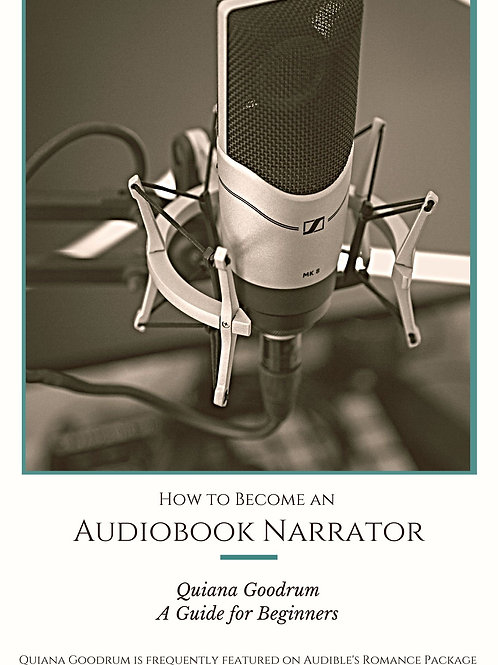 How to Become an Audiobook Narrator (Audiobook)