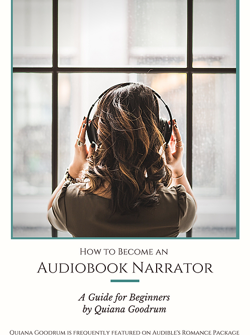 How To Be An Audiobook Narrator Cover