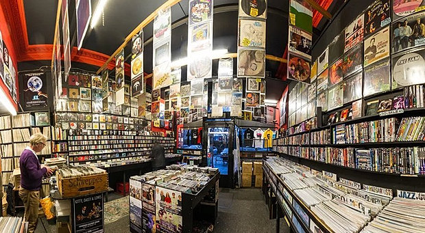 Record Shop Vinyl Records Music Shop Edinburgh Vinyl