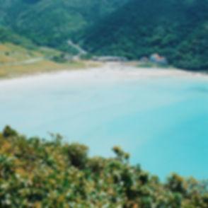 Lake and Mountainous Landscape