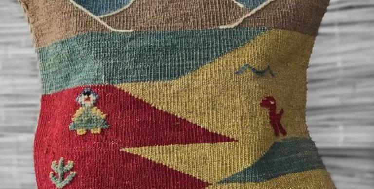 Cape Artisan Cushion Cover