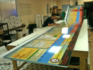 Trial Boards / Trial Exhibit /Enlargements / Blow-Ups - APVisuals 10+ Years Servicing South Florida