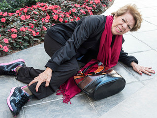 APVisuals Assists Client Obtain $100,000 Settlement in Slip and Fall Case