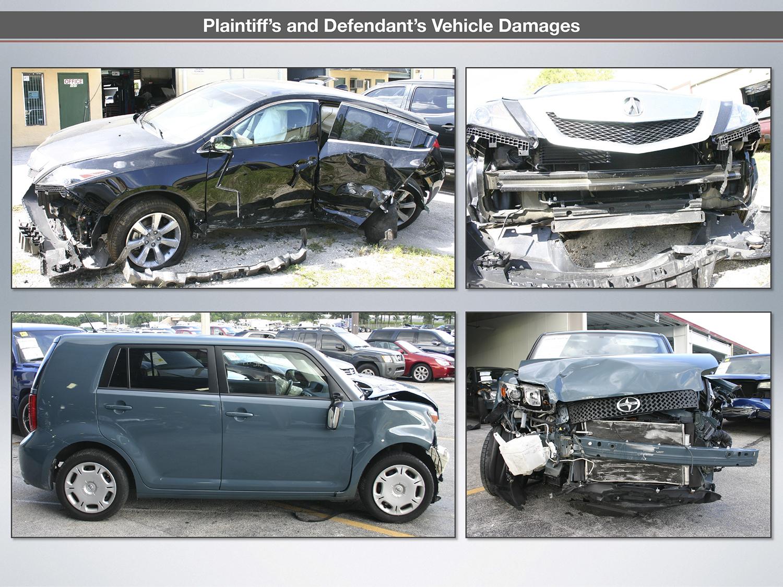 Car Accident Photos Board