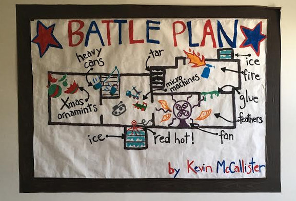 """Battle Plan"""