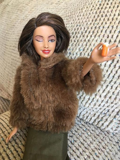 """Lucille Bluth Barbie"""