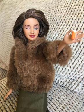 """Lucille Bluth Barbie"""
