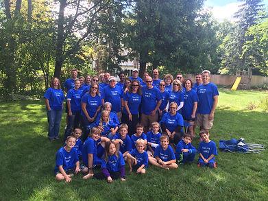 1st Annual Team ATTS Reeds Lake Tri Team