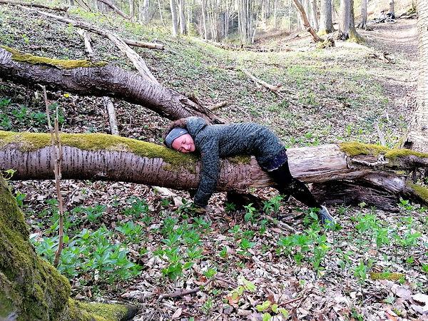 Eva Istas Lebensfreude Heilpädagogik Coaching Beratung in freier Natur Resilienz Empowerment Zufriedenheit