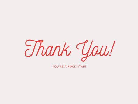 5 Easy Steps to Creating an Amazing Thank-You Note