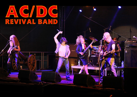 AC/DC REVIVAL BAND