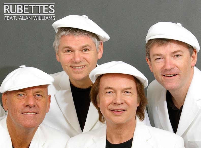 RUBETTES feat. ALAN WILLIAMS