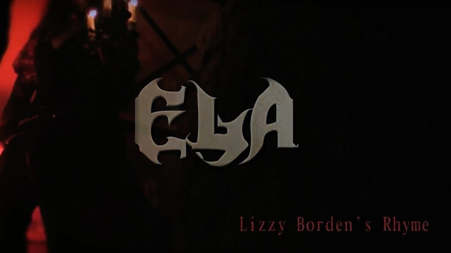 ELA - LIZZY BORDEN'S RHYME