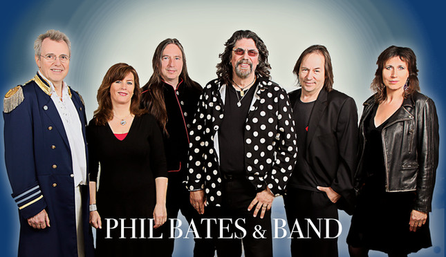 PHIL BATES & BAND