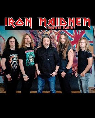 Iron Maidnem Gärtringen