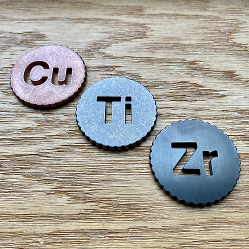 Element Coins