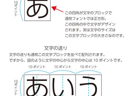 DTPまめ知識 No.2