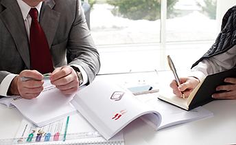 プログラムの浸透化を株式会社ジスタックが責任を持ってサポートします。